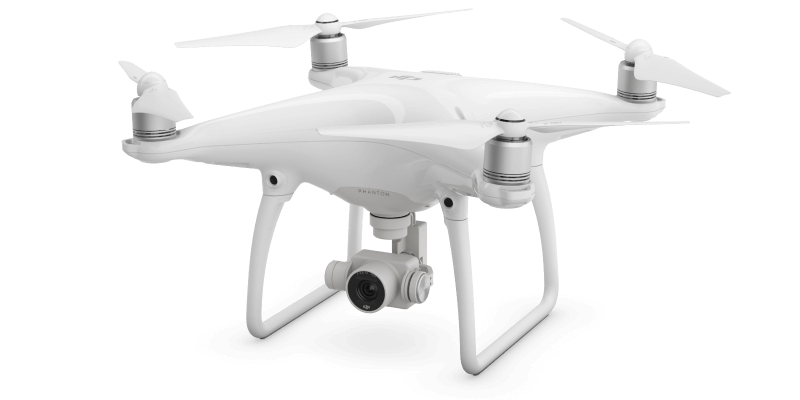 Drone DJI Phatom 4 Portugal