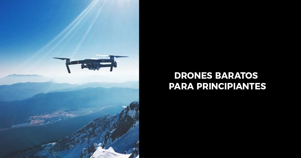 Drones Baratos Para Iniciantes