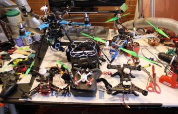 Rasbperry Pi Arduino Drone