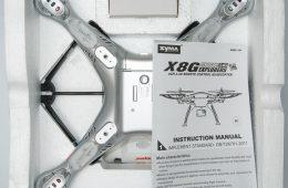 Syma X8G- GoPro Compatible