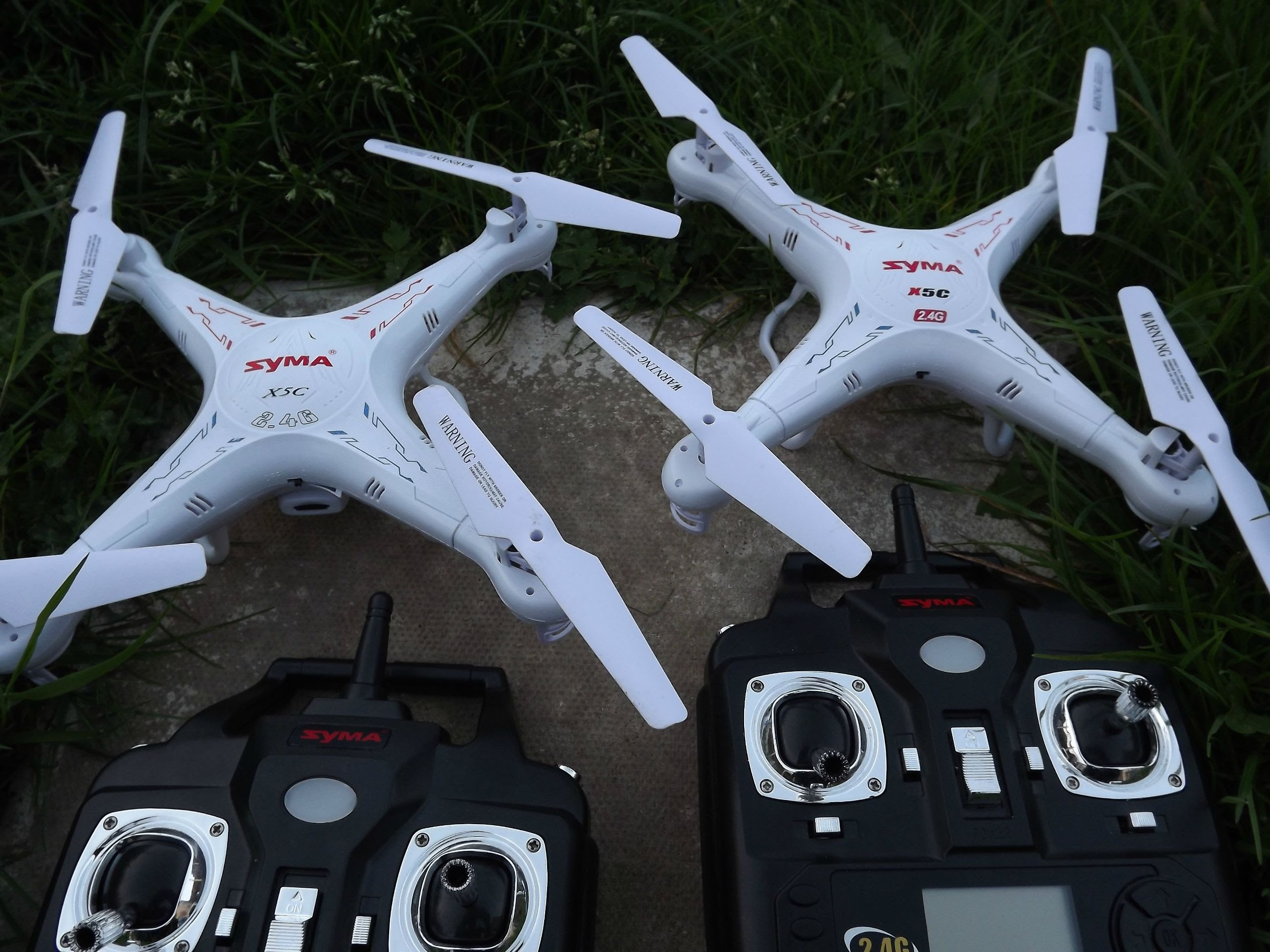 Syma X5 Análise review