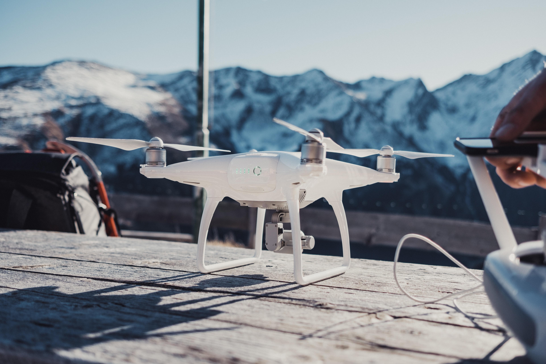 Drone com Maior Autonomia de Voo